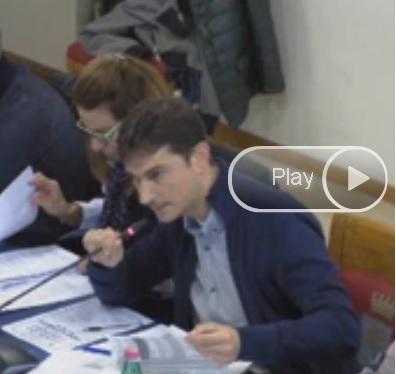 Enrico Scipolo, Capogruppo M5S